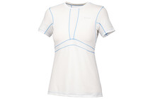 Columbia Women's Baselayer Lightweight Short Sleeve Top white